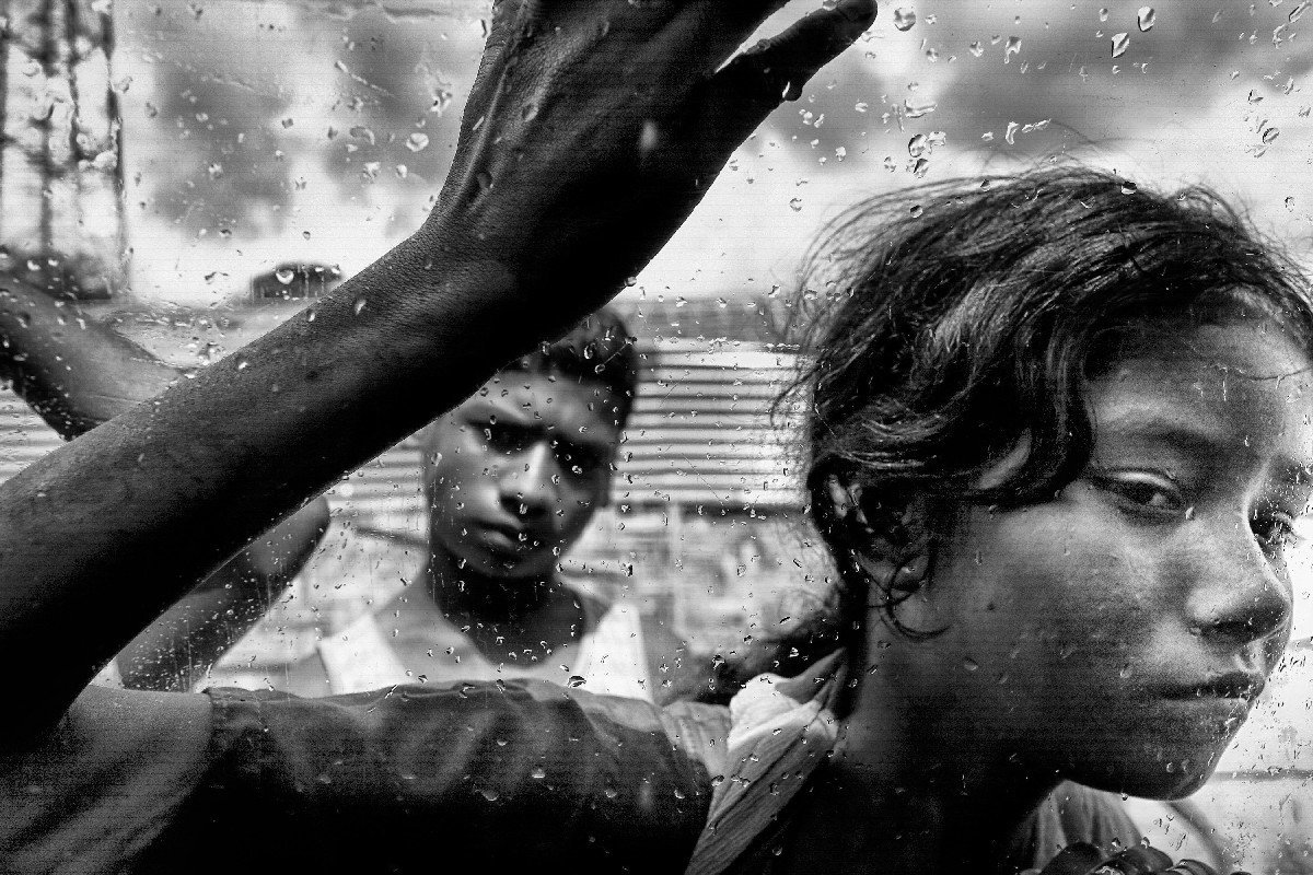 About four hundred thousand Rohingya refugees entered Bangladesh via land and water borders. Many refugees are trying to find food, water, and money to support themselves and standing beside the roads.